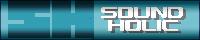 SOUND HOLIC logo