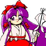 Stile Pc-98 o stile Windows? Reimu, Marisa ...