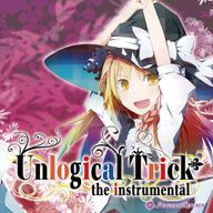 Unlogical Trick the instrumental album cover