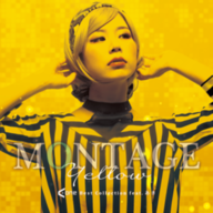 MONTAGE Yellow A-One Best Collection feat. Aki album cover