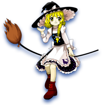 Marisa Kirisame - Touhou Wiki - Characters, games, locations, and more