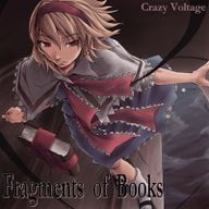 Fragments of Books album cover