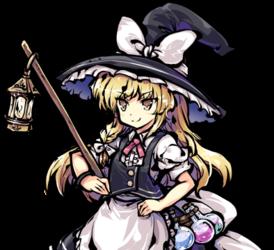 Marisa Kirisame Touhou Wiki Characters Games Locations And More