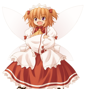 Sunny Milk - Touhou Wiki - Characters, games, locations, and more