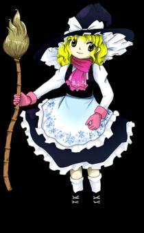 Marisa Kirisame Master Spark