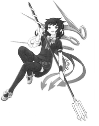 Nue Houjuu - Touhou Wiki - Characters, games, locations, and more
