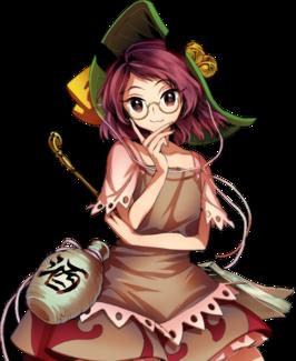 Tanuki Girl