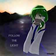 FOLLOW THE LIGHT album cover