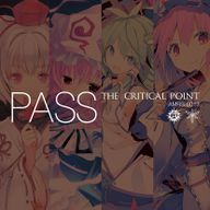 PASS -THE CRITICAL POINT- album cover