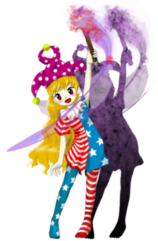 Touhoudex 223px-TH15Clownpiece