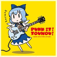 PUNK IT! TOUHOU! -IOSYS HITS PUNK COVERS- album cover