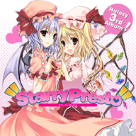 Starry Presto album cover