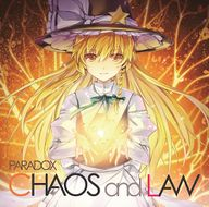 CHAOS and LAW album cover