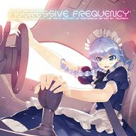 AGGRESSIVE FREQUENCY album cover