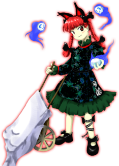 Rin Kaenbyou - Touhou Wiki - Characters, games, locations