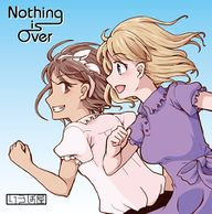 Nothing is Over album cover