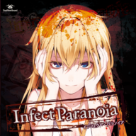 Infect Paranoia album cover
