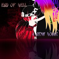 End Of Hell​~​A New Home album cover