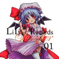 LiLA'c Records SAMPLER01 album cover