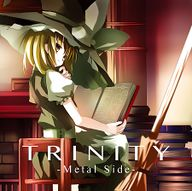 TRINITY -Metal Side- album cover