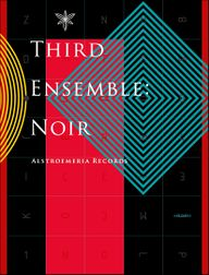 THIRD ENSEMBLE: NOIR album cover