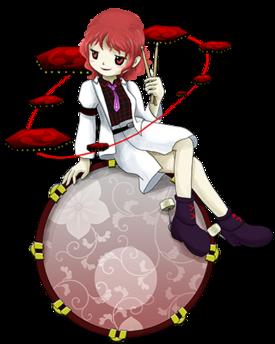 Raiko Horikawa Touhou Wiki Characters Games Locations And More